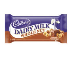Comprar Cadbury Whole Nut