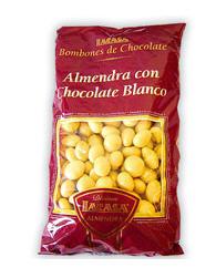 Comprar Almendra con chocolate blanco