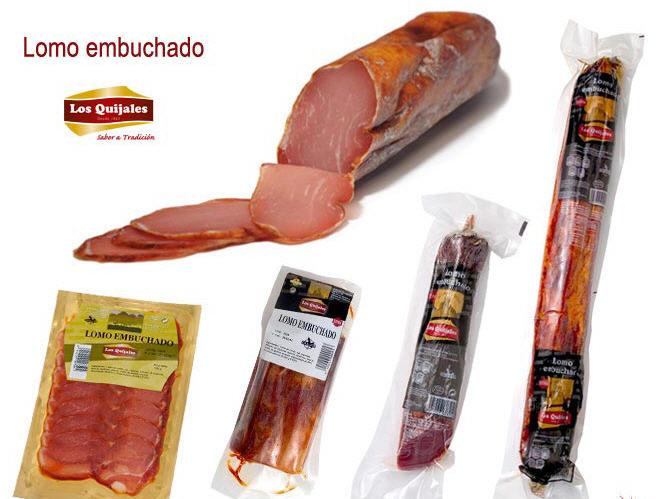 Comprar Lomo Embuchado