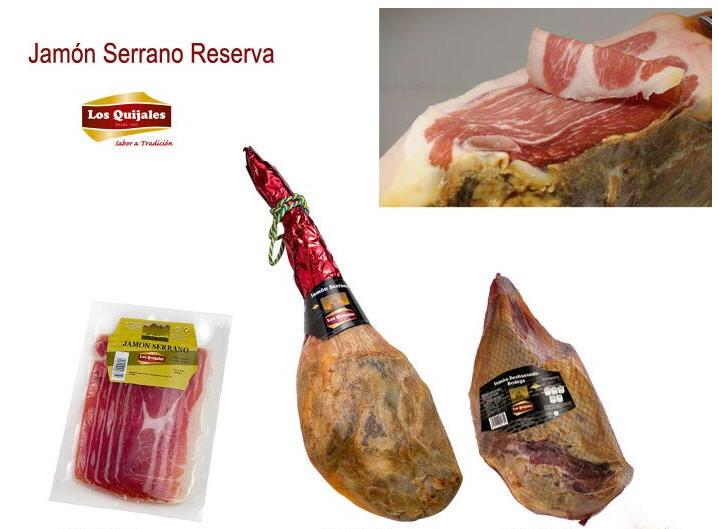 Comprar Jamón Serrano Reserva