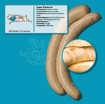 Comprar Super Bratwurst