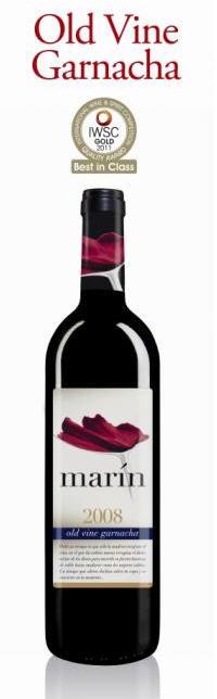 Comprar Marín Old Vine Garnacha