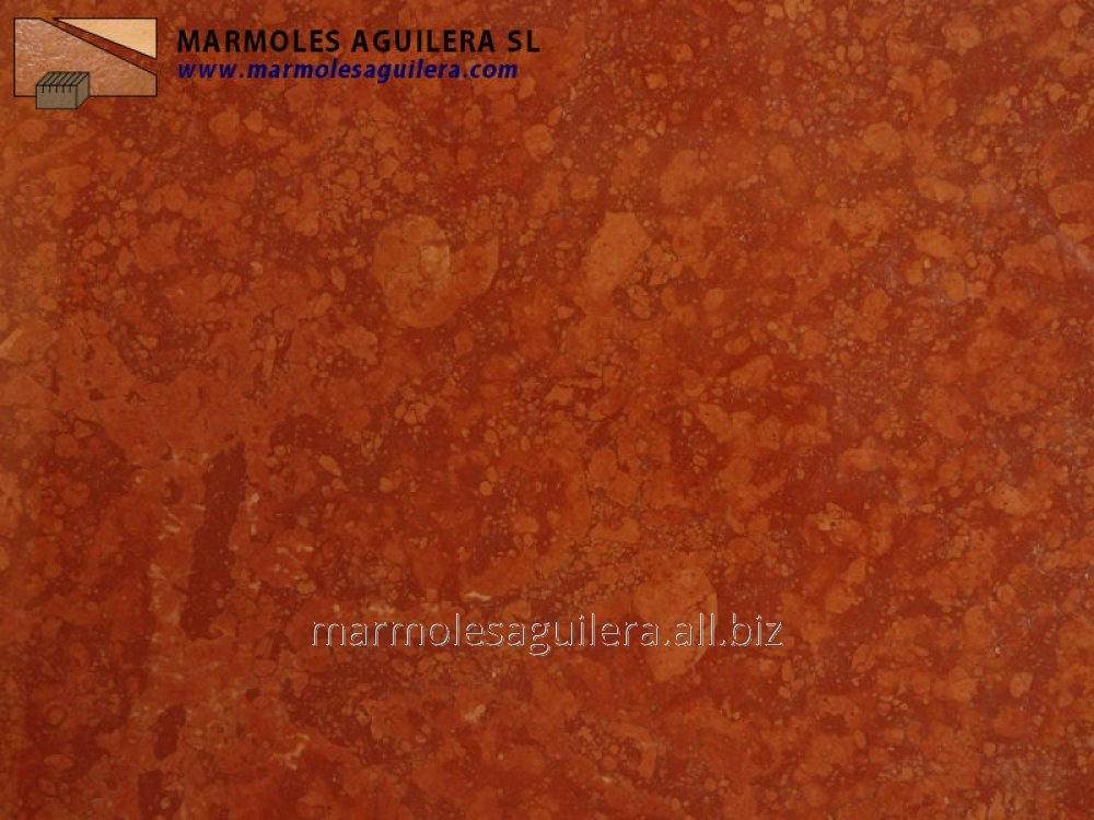 "Comprar Red Marble ""Al-Andalus"" - Polished"