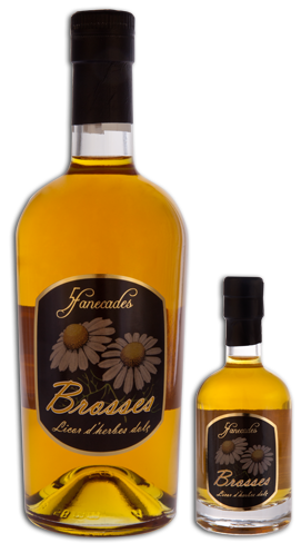 Licor de hierbas Brosses