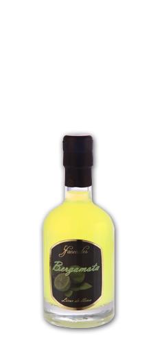 Miniatura licor de Lima Bergamota