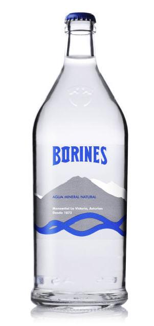 Comprar Agua mineral natural