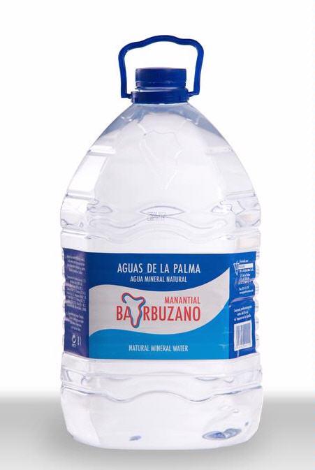 Comprar Agua sin gas 8 L