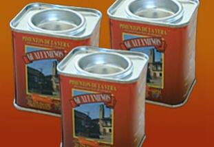 Comprar Latas de Pimentón