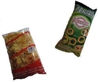 Comprar Snacks