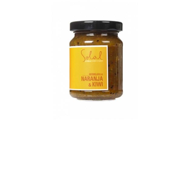 Comprar Mermelada de Naranja & Kiwi
