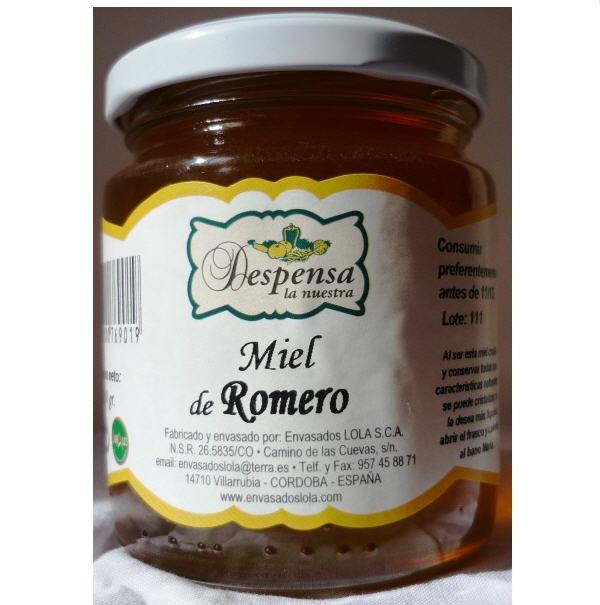 Comprar Miel de Romero