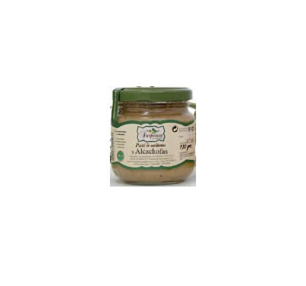 Comprar Paté de Aceitunas y Alcachofas