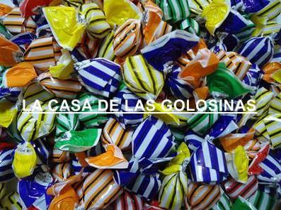 Comprar Caramelo econуmico especial Cabalgatas sin gluten bolsa 1Kg.