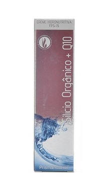 Comprar Silicio Orgánico: Crema Hidronutritiva + Q10 + FPS 15 - 75ml.