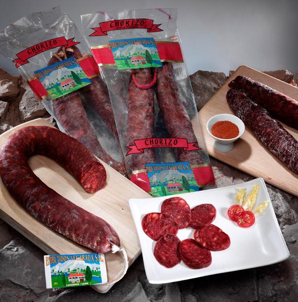 Comprar Chorizo Extra Vegarada