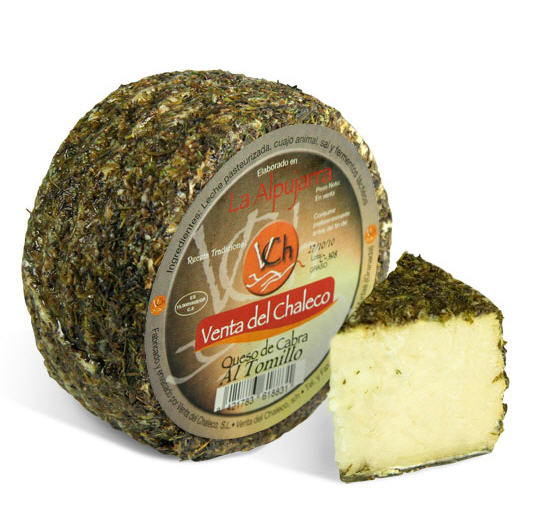 Comprar Goat Cheese with Thyme