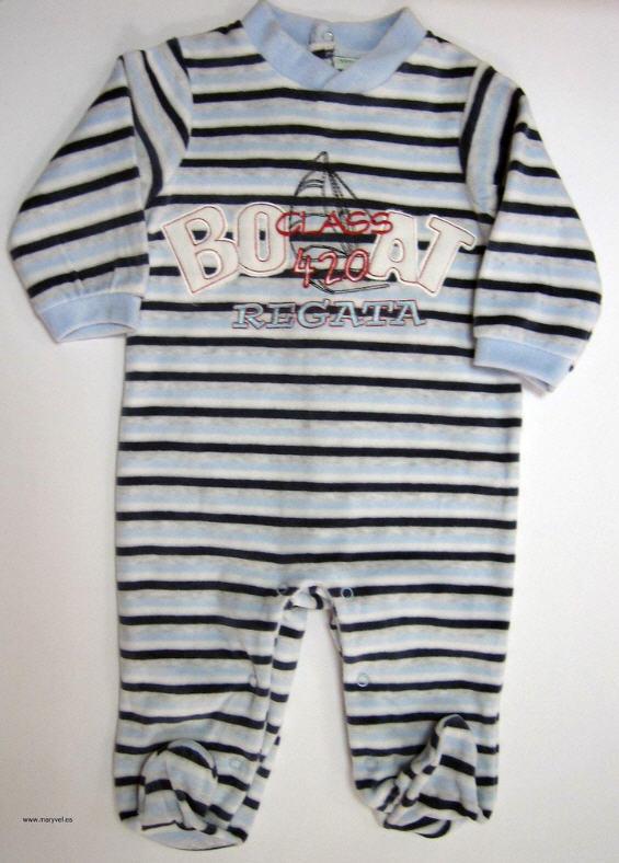 Comprar Pijama naútico a rayas