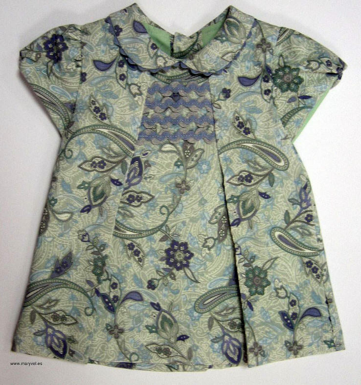 Comprar Vestido para bebé con original estampado