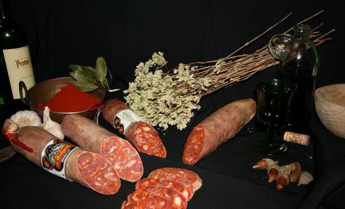 Comprar Chorizo Iberico de Bellota