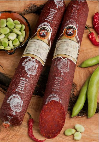 Comprar Chorizo de pavo