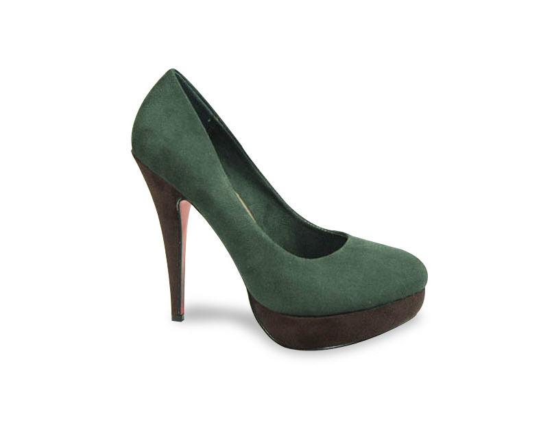 Comprar Zapato tacón alto plataforma