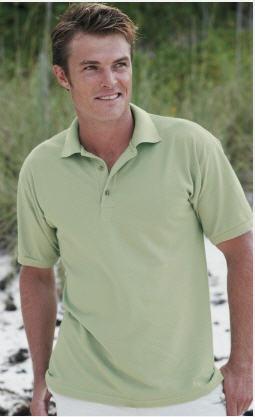 Comprar Ultra Cotton® Ring Spun polo | GD3800