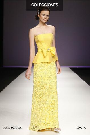 Comprar Vestido amarillo