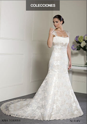 Comprar Vestido de novia