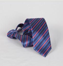 Comprar Corbata Rayas Azules y Rojas