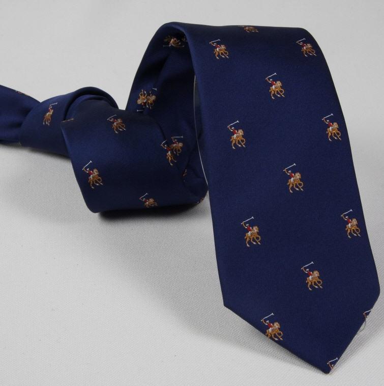 Comprar Corbata Azul Jugadores Polo