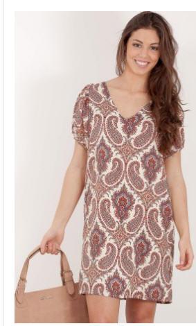 Comprar Vestido Detalle Espalda