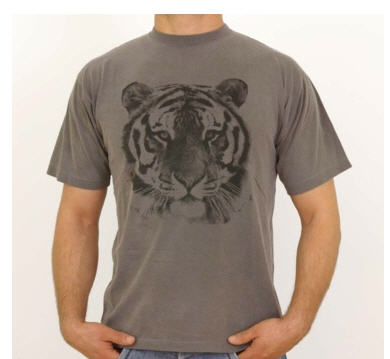 Comprar CAMISETA ANIMALS:TIGRE