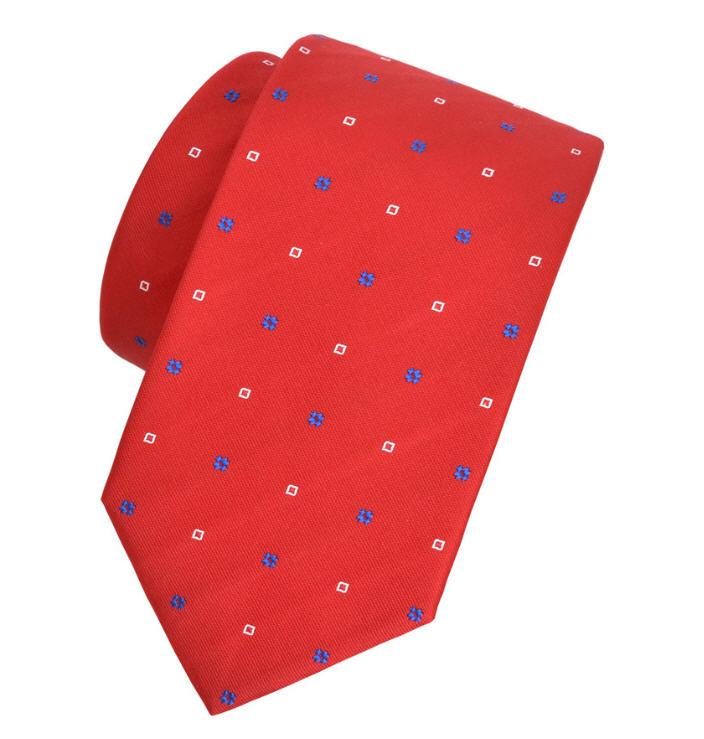 Comprar Corbata roja con dibujos