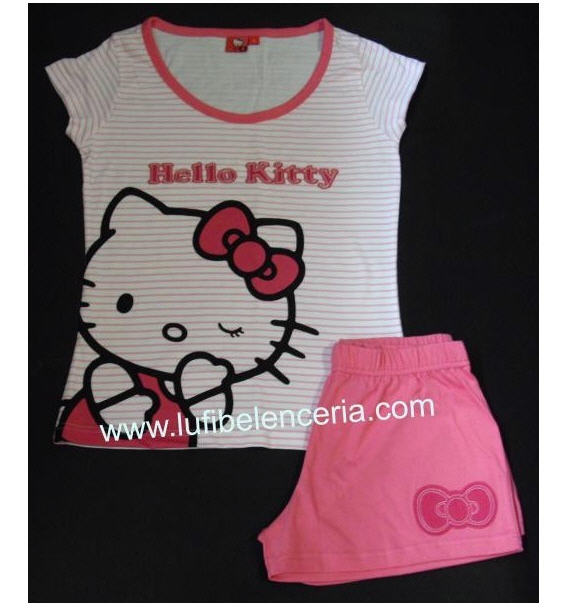 Comprar Pijama Hello Kitty