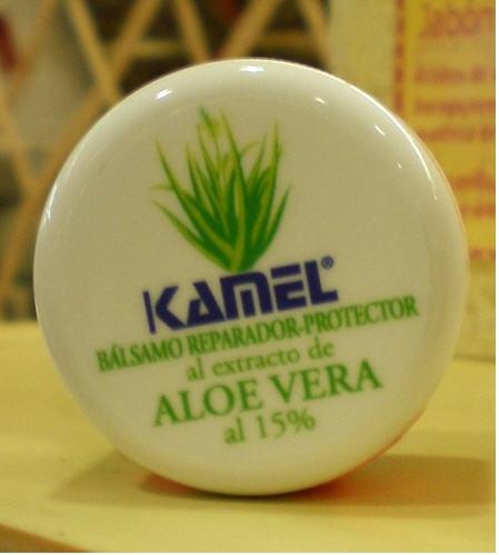 Comprar Bálsamo Labial reparador al extracto de Aloe Vera 10ml