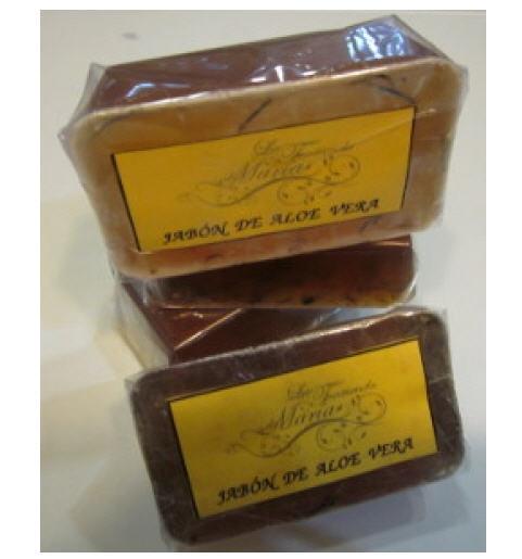 Comprar Jabón Artesano de Aloe Vera