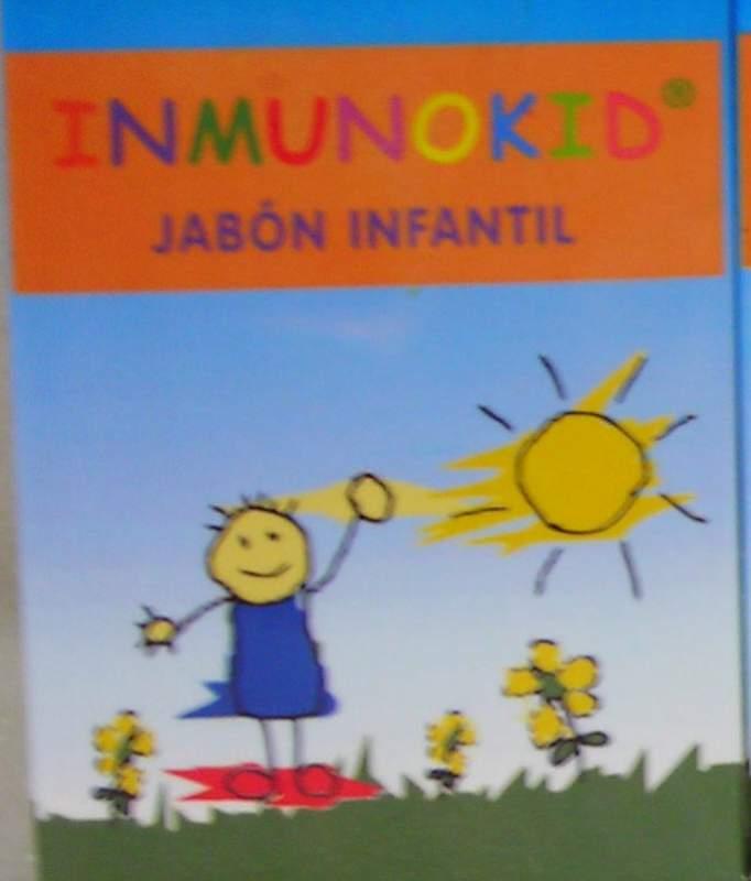 Comprar Inmunokid jabón infantil