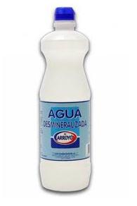 Comprar Agua Desionizada