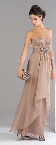 Comprar Vestido beige