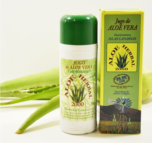 Aloe Herbal 2000 Extracto Aloe Vera 250ml