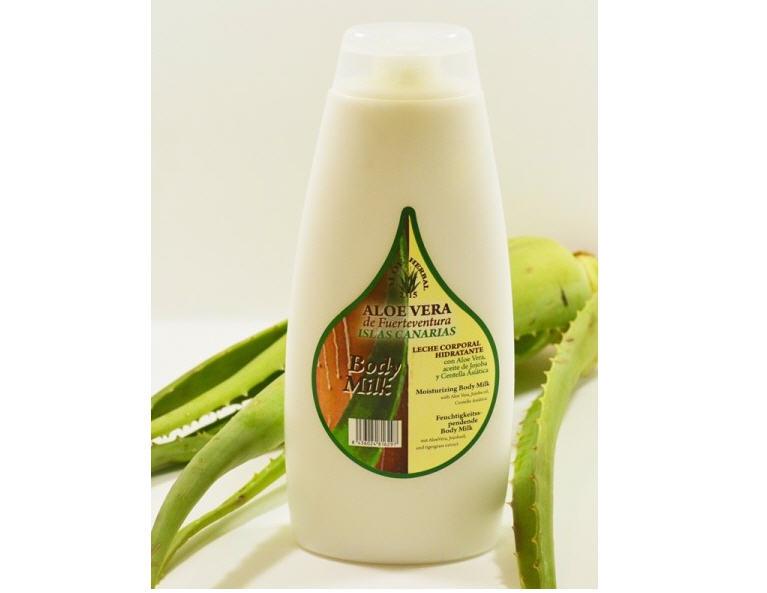 Comprar Aloe Herbal 2315 Leche corporal hidratante 400ml