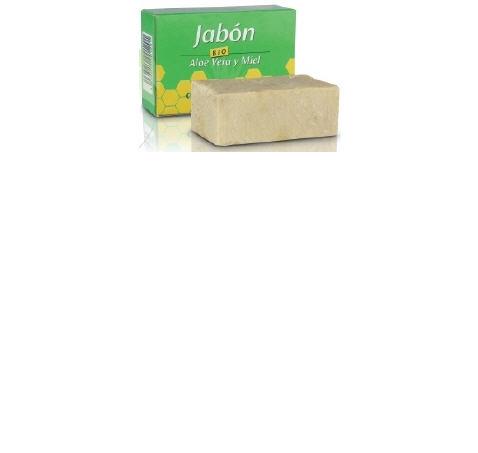 Comprar JABÓN DE ALOE VERA Y MIEL 100 GRS