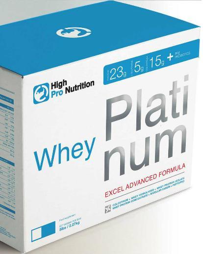 Comprar Whey Platinum