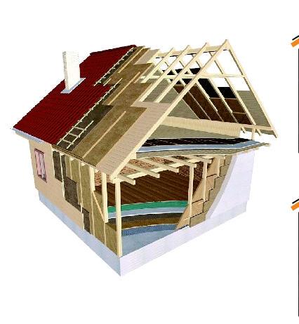 Изоляция деревянного волокна