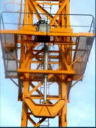 Potain Telescopaje -climbing cage