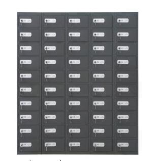 Comprar Compartimentos de seguridad Serie C100
