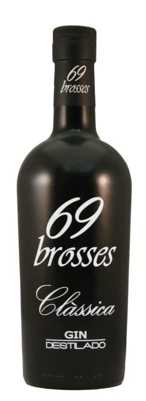 Comprar Gin 69 brosses Clàssica