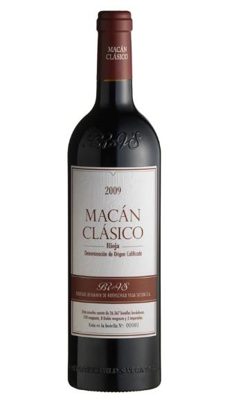 Comprar Vino Macán Clásico 2009