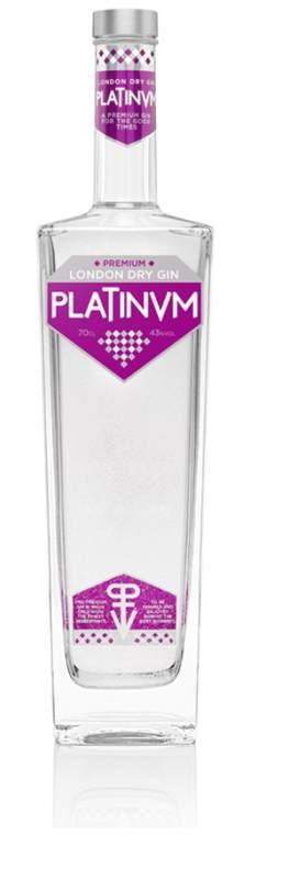 PLATINVM London Dry Gin