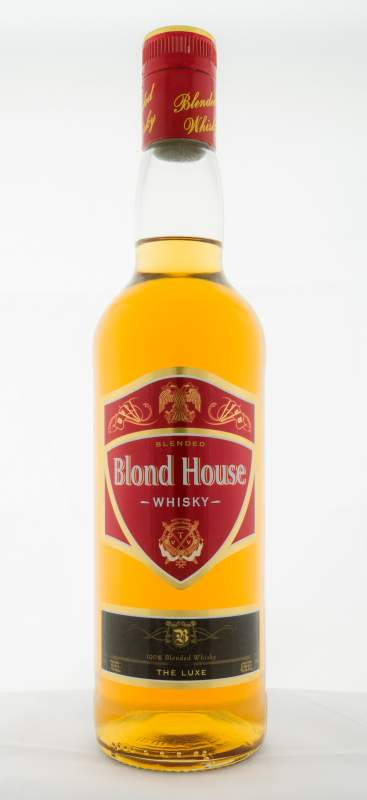 Comprar Whisky Blond House